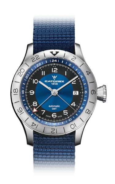 GMT Voyager 42 Blue