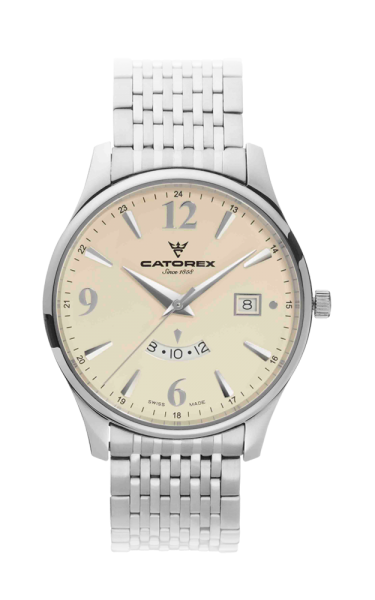 C'Attitude Voyager 40 Ivory Steel