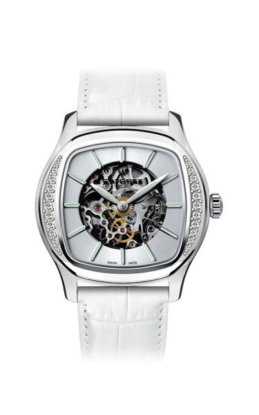 CATOREX limited edition : 88 pcs | Royal Twinn Skeleton White