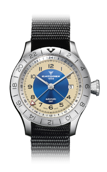 GMT Voyager 42 Blue Ivory