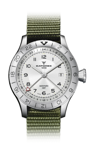 GMT Voyager 42 Silver